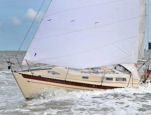Burgerschool Sailing Team gaat naar SPIRIT-ual in Blankenberge
